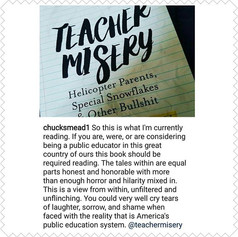 Have you read my book Teacher Misery_ Th