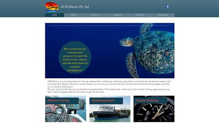 KGB website
