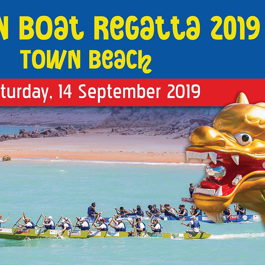 Dragon Boat Regatta - CANCELLED FOR 2020