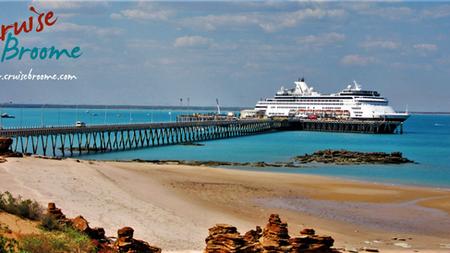 Cruise Broome website
