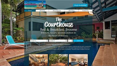 CB Broome website