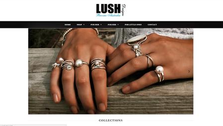 lush website