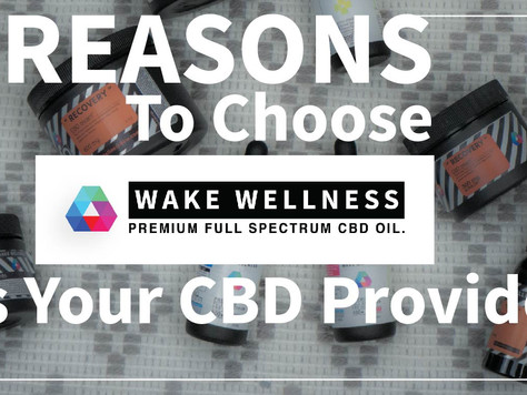 3 Reasons to Choose your CBD Oil wisely.