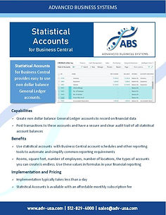 ABS Statistical Accounts