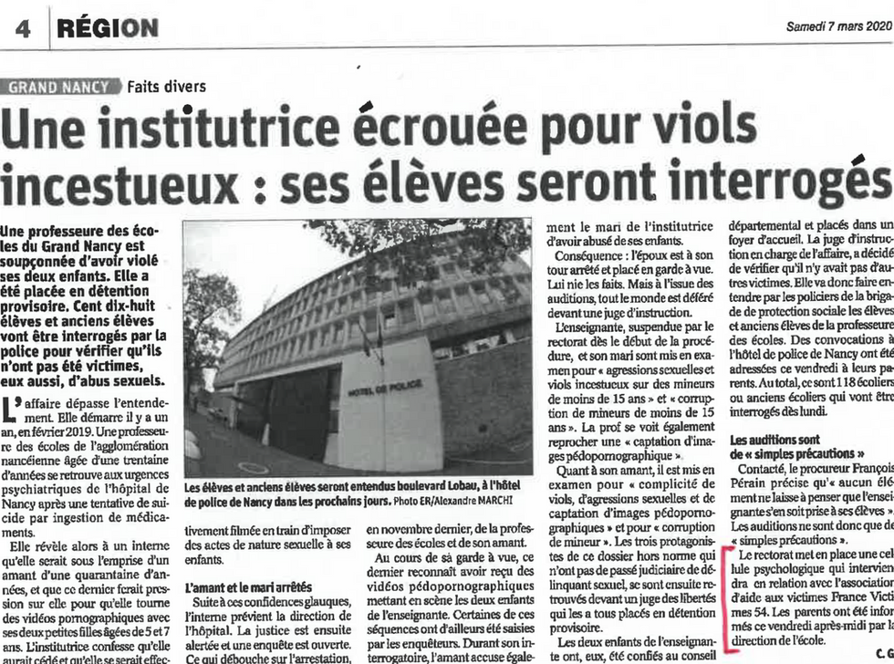 202003 - Article Est Républicain