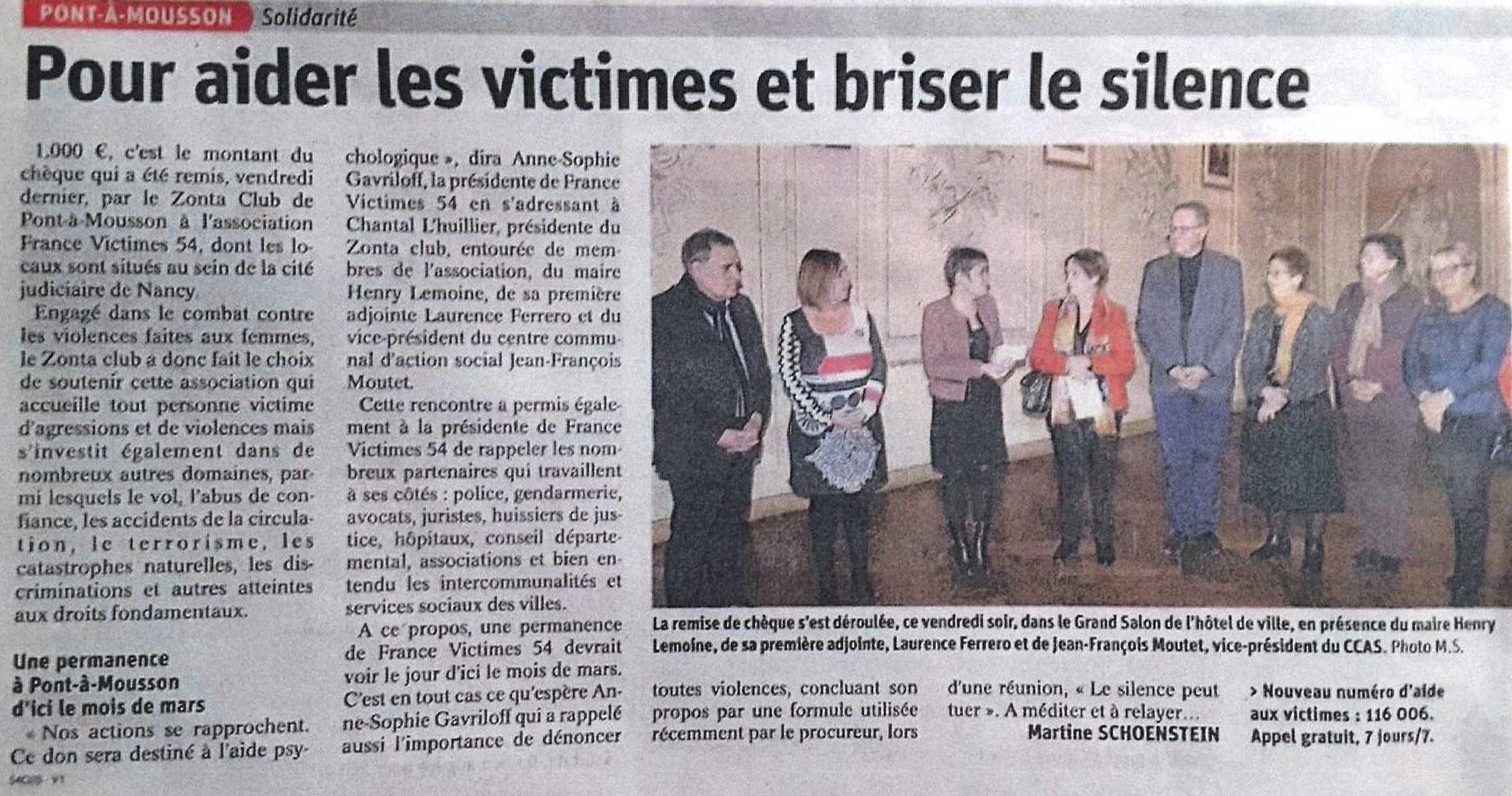201901 - Article Est Républicain