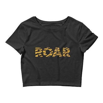 Tiger ROAR Crop Top