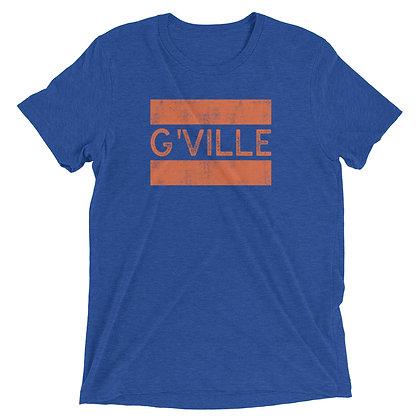 G'Ville (Gainesville, FL) College Town Vintage Tee