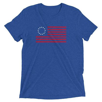 Betsy Ross American Flag T-shirt