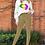 Thumbnail: Mardi Gras Kisses/Lips Unisex Sweatshirt