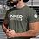Thumbnail: Inked Apparel Co Tactical Compass Sleeve Short Sleeve T-Shirt