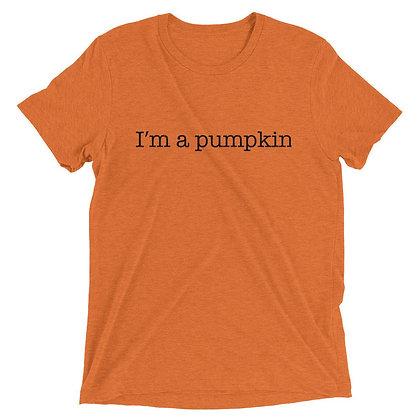 I'm A Pumpkin Halloween Tee