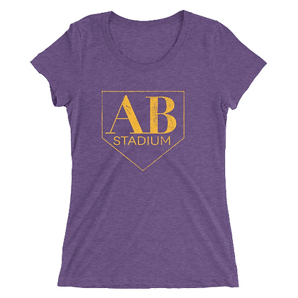 LSU Alex Box Stadium Ladies Tee