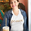 Thumbnail: Geaux Women's Casual Fitted V-Neck Tee