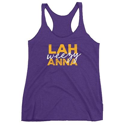 Lah Weezy Anna (Louisiana) Gameday Tank