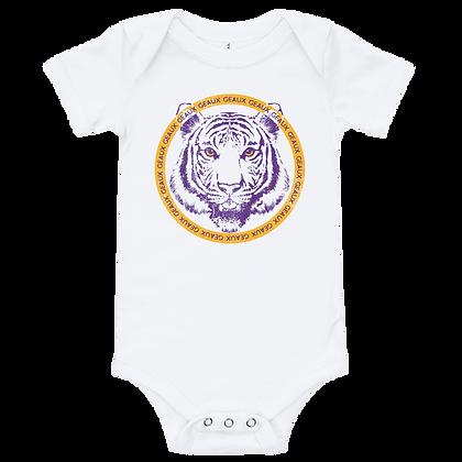 LSU Tigers Infant Bodysuit/Onesie