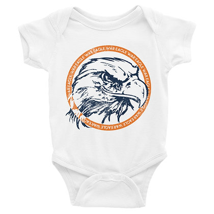 Auburn War Eagle Infant Bodysuit/Onesie