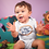 Thumbnail: Auburn War Eagle Infant Bodysuit/Onesie