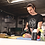 Thumbnail: Quarantine Cafe with Chef Jeffrey Gardner Short-Sleeve T-Shirt