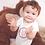 Thumbnail: Alabama Roll Tide Infant Bodysuit/Onesie