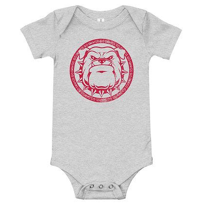 Georgia Dogs Infant Bodysuit/Onesie