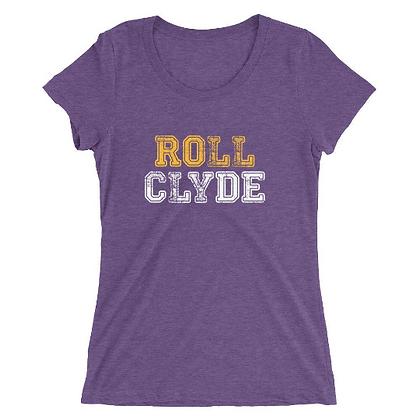Roll Clyde Ladies Short Sleeve Tee
