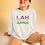 Thumbnail: Lah Weezy Anna (Louisiana) Mardi Gras Unisex Sweatshirt
