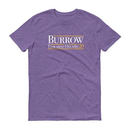 Burrow Edwards-Helaire '20  (Louisiana) Unisex T-shirt
