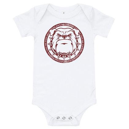 Mississippi State Bulldogs Infant Bodysuit/Onesie