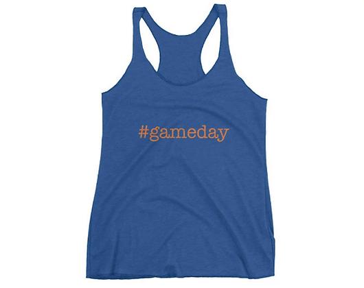 Florida Hashtag #Gameday Racerback Tank