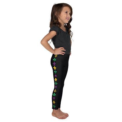 Mardi Gras Leggings - Kids