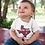 Thumbnail: Texas Aggies Infant Bodysuit/Onesie