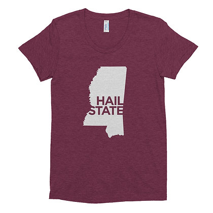 Mississippi State Gameday Ladies Tee