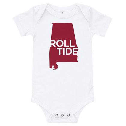 Alabama Roll Tide Infant Bodysuit/Onesie