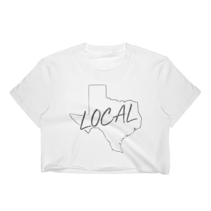 Texas Local Crop Top