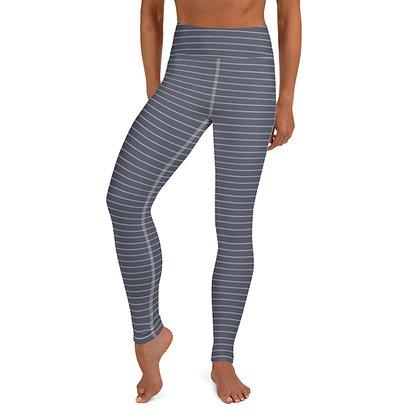 Inked Apparel Co Stripe Yoga Leggings