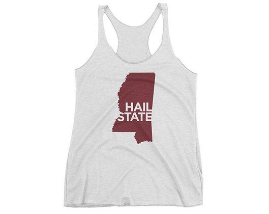 Mississippi Hail State Gameday Tank