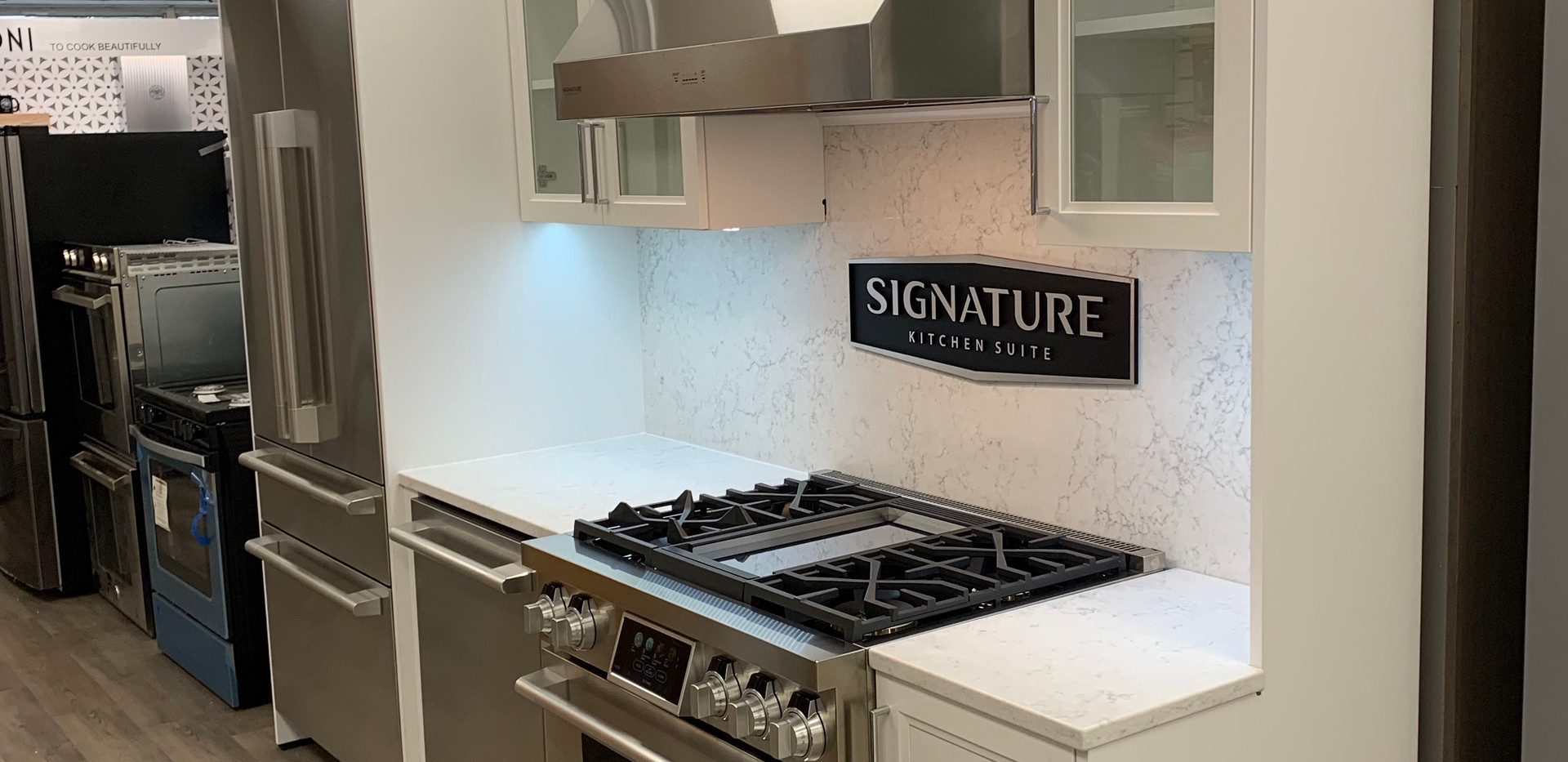 Signature Appliance