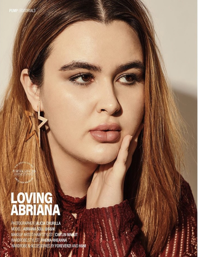 """LOVING ABRIANA"" Published in PUMP Magazine"