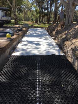 Flat Bed Leach Drains