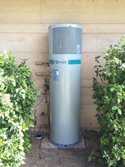 Hot Water Upgrade