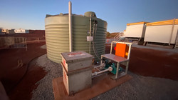 Grey Water Pump Station