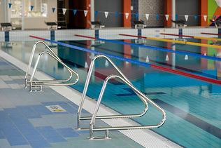 Pool Starting Blocks