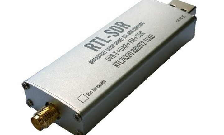 RTL-SDR dongle
