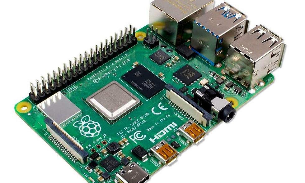 Raspberry Pi 4 Model-B with 4 GB RAM