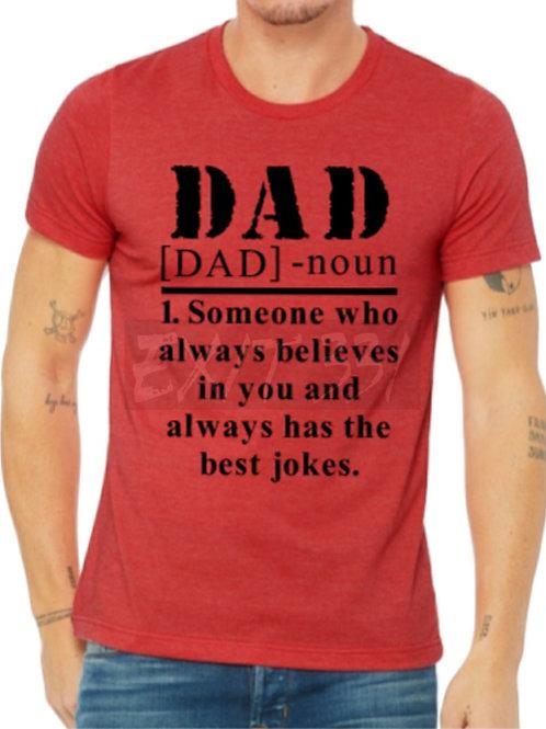 Dad! Noun