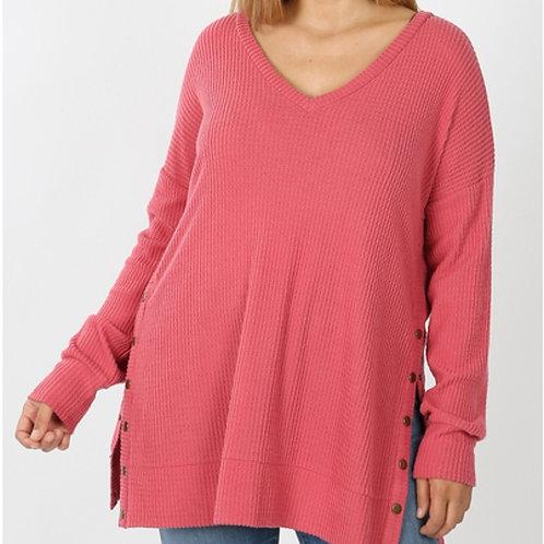 Side Swipe Sweater