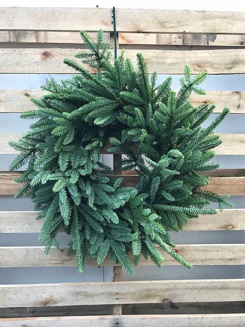 """""""No-Bull Noble"""" Holiday Wreath"""