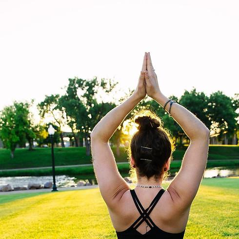 Yoga & Plants ~ July 31st