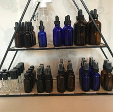 SKS Bottle, Frontier, and Mountain Rose Herbs